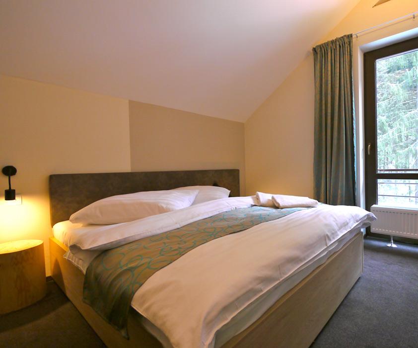 2-spálňový apartmán DELUX